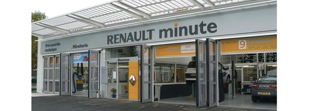 Renault PONT-AUDEMER RM Groupe GUEUDET
