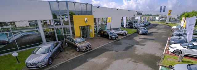 Renault SAINT-MAXIMIN Groupe GUEUDET