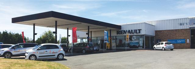 Renault MERU Groupe GUEUDET