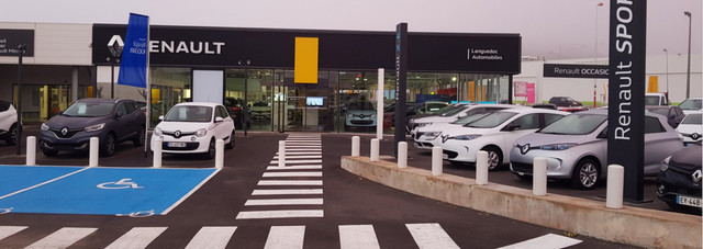 RENAULT Narbonne – Groupe PEYROT