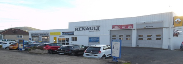 RENAULT MASSIAC GARAGE TUFFERY