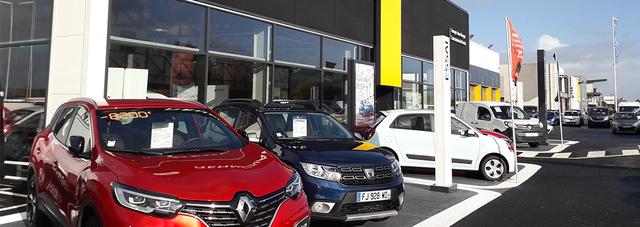 Dacia Pornic - Groupe Jean Rouyer Automobiles