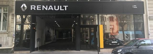 RENAULT PARIS ETOILE - RRG