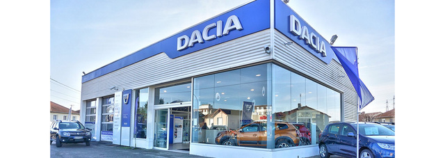 DACIA BOX - MABLY