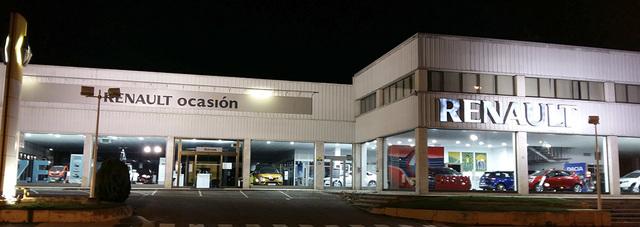 AUTO URBION S.L. LOGROÑO - DACIA