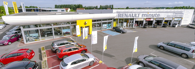 Renault COMPIEGNE RM Groupe GUEUDET