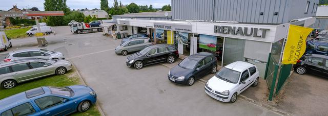 Renault PONT-L'EVEQUE