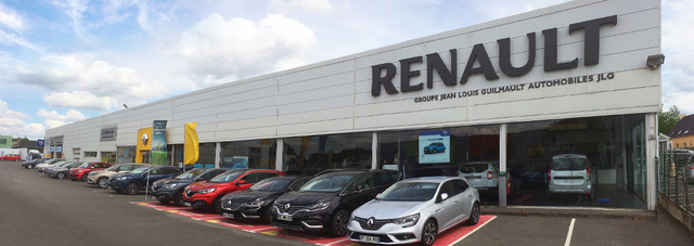 RENAULT REDON - Groupe GUILMAULT