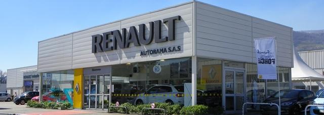 RENAULT FOIX - GROUPE PEYROT