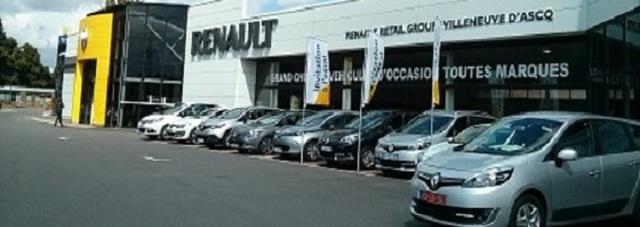 Renault LILLE - Villeneuve d'Ascq -RRG-