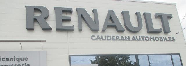 RENAULT CAUDERAN AUTOMOBILES