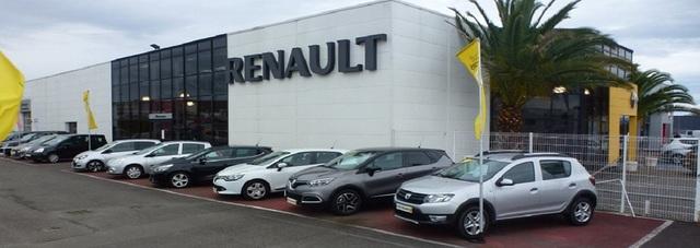 RENAULT ORTHEZ - Groupe Edenauto