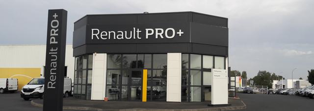 Renault PRO+ CHOLET - Groupe Jean Rouyer Automobiles
