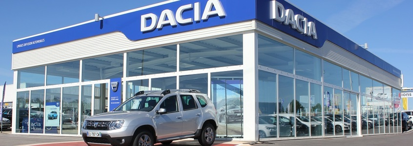 DACIA LIMOGES - GROUPE FAURIE