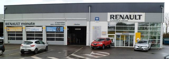 AUTOMOBILES SERVICES PLOUZANE