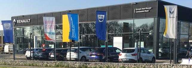 Renault REZE - Groupe Jean Rouyer Automobiles