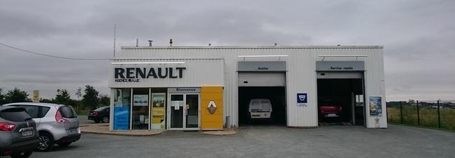 GARAGE DU LUC - Renault Échiré