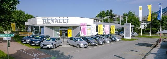 Renault BONNEVILLE Groupe GUEUDET