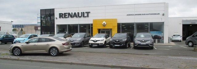 ANGERS SUD AUTOMOBILES