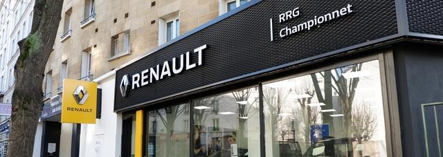 RENAULT PARIS CHAMPIONNET - RRG