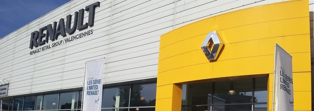 Renault VALENCIENNES - RRG
