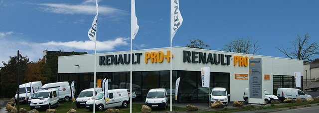 RENAULT LAVAL Les Touches - Groupe Guilmault