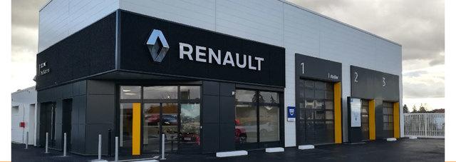 RENAULT CHAUVIGNY - GROUPE HAVARD