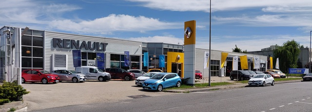 RENAULT FIRMINY - GROUPE THIVOLLE