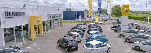 Renault Berck-Sur-Mer