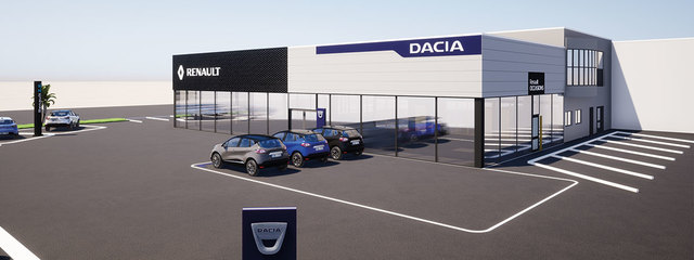 Dacia Cholet - Groupe Jean Rouyer Automobiles