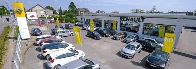 Renault YVETOT Groupe GUEUDET