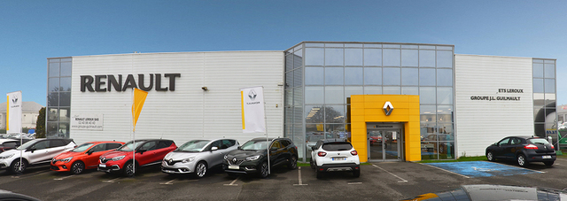 RENAULT ANCENIS - Groupe GUILMAULT