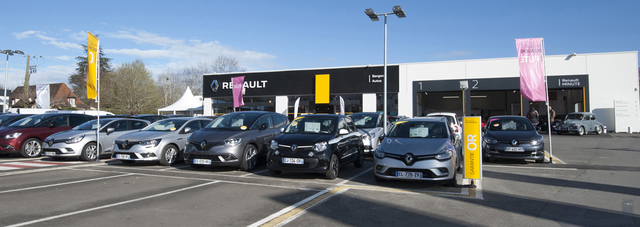 RENAULT BERGERAC AUTOS - GROUPE FAURIE