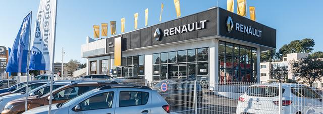 RENAULT MOUGINS - RRG