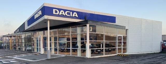 Dacia MAUBEUGE - Feignies - RRG