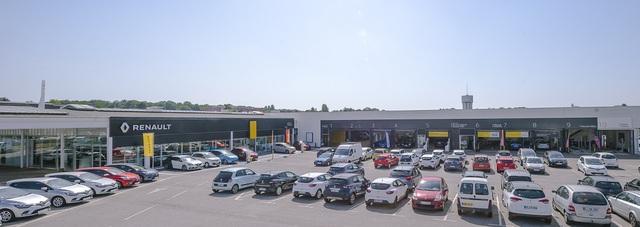 Renault EVREUX