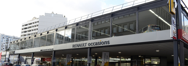 RENAULT PARIS PICPUS - GARAGES NATION