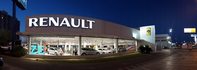 RENAULT RETAIL GROUP PISTA ADEMUZ