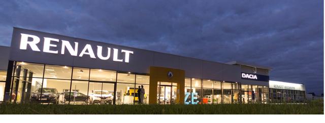 RENAULT PAU - Groupe Edenauto