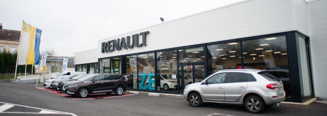 Renault HIRSON « SAT