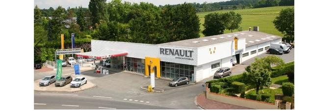 RENAULT JONZAC AUTOMOBILES