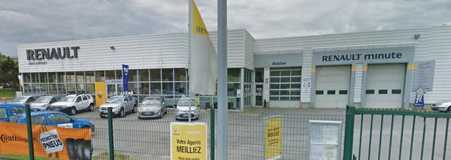 Renault BEAUVAIS MEILLIEZ Groupe GUEUDET