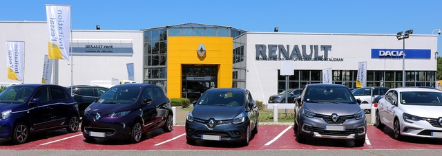 RENAULT TOULOUSE MONTAUDRAN - RRG