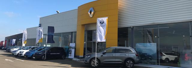 Dacia CAMBRAI Groupe GGP