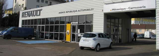 REPUBLIQUE AUTOMOBILES