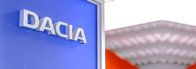 Dacia VERNON Groupe GUEUDET