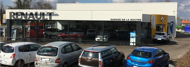 Garage LA BOUVRE - Bouyer Bouguenais
