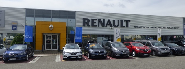 RENAULT ROCADE OUEST - RRG