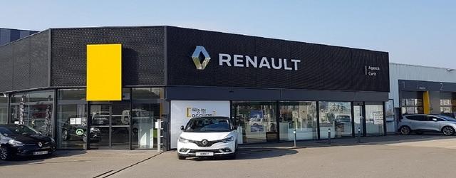 RENAULT CURIS SARL