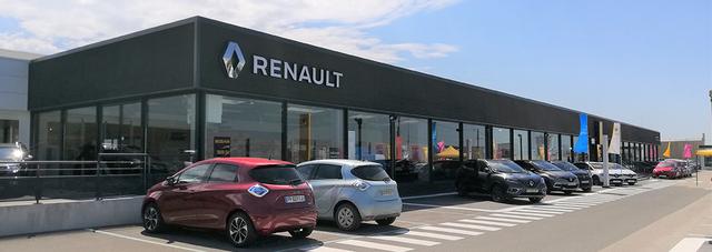 Renault LA ROCHE SUR YON - Groupe Jean Rouyer Automobiles